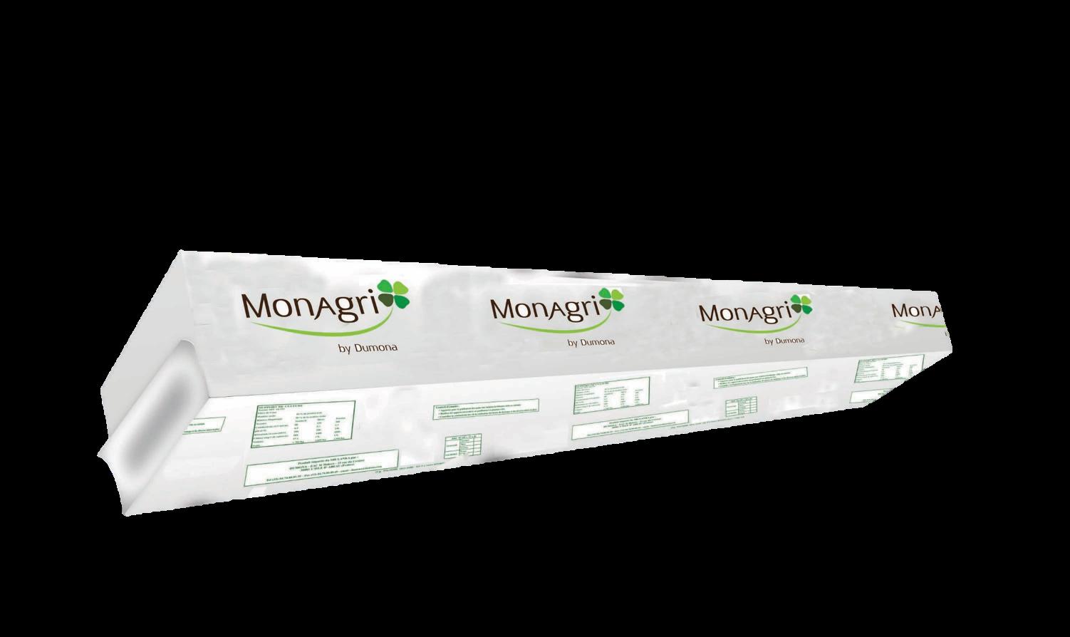 Pain de fibre de coco Monagri
