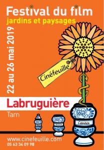 Dumona partenaire de Cinéfeuille, festival du film jardins et paysages 2019