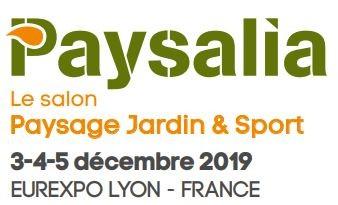 Dumona participera au Salon Paysalia du 3 au 5 décembre 2019 à Eurexpo Lyon.